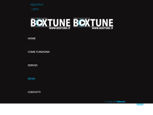 Boxtune - Digital Music & Promotion