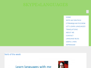 Learn languages effectively at home