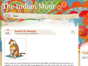 The Indian Mom