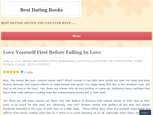Best Dating Books Blogging Fusion Blog Directory