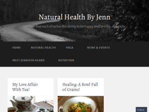 Natural Health By Jenn