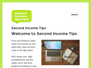 Second Income Tips