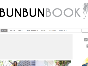 BUNBUNBOOK Lifestyle + Fashion Blog