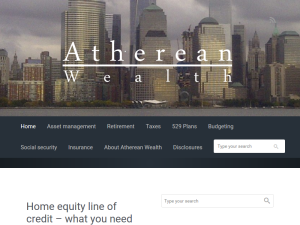 Atherean Wealth Blogging Fusion Blog Directory