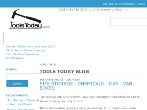 Tools Today Blogging Fusion Blog Directory