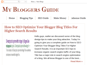 Blogging Fusion Blog Directory SOM Winners My Bloggers Guide