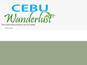 Cebu Wanderlust is your travel guide to local beaches, resorts, events, hotels, restaurants with rev