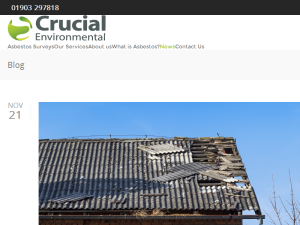 Crucial Environmental: Asbestos Specialists Blog