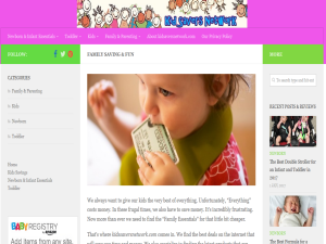 Kidsavers Network