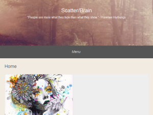 Scatter/Brain Blogging Fusion Blog Directory
