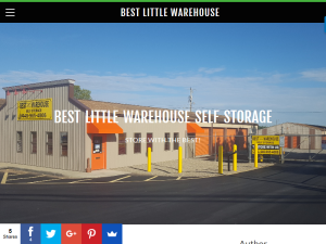 Best Little Warehouse Self-Storage Blogging Fusion Blog Directory