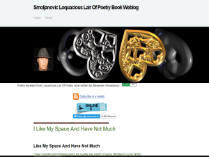 Smoljanovic Blog Blogging Fusion Blog Directory