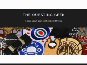 The Questing Geek Blogging Fusion Blog Directory