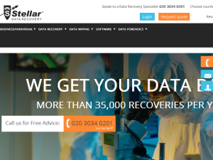 Stellar Data Recovery UK: World Leaders in Data Recovery Services Blogging Fusion Blog Directory