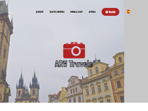 Blogging Fusion Blog Directory SOM Winners ARW Travels