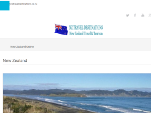 NZ Travel Destinations Blogging Fusion Blog Directory