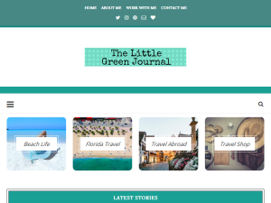 The Little Green Journal Blogging Fusion Blog Directory