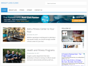 weight loss clinic Blogging Fusion Blog Directory