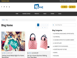 Marcetme : Blogging Fusion Blog Directory