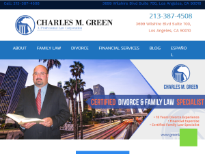 Los Angeles Divorce Lawyer : Blogging Fusion Blog Directory