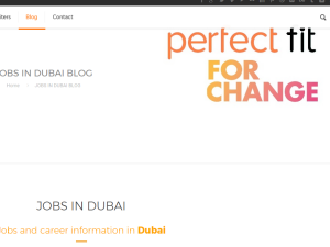 Jobs in Dubai City Company - Blog for Job website in UAE