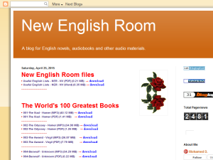 New English Room