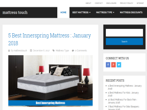 Mattress Touch Blogging Fusion Blog Directory