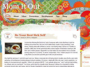 Mom It Out Blogging Fusion Blog Directory