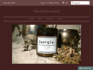Glow by Grounded Blog Blogging Fusion Blog Directory
