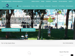 Put-In-Bay Gazette News : Blogging Fusion Blog Directory