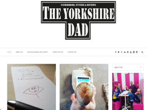The Yorkshire Dad Blog