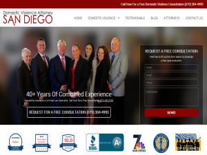 Domestic Violence Attorney San Diego : Blogging Fusion Blog Directory