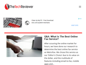 The Tech Reviewer