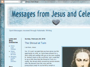 Messages From Jesus and Celestials