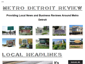 Metro Detroit Review : Blogging Fusion Blog Directory