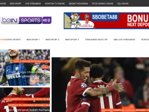 beIN SPORT HD Indonesia : Nonton TV Online Gratis Live Streaming HD Blogging Fusion Blog Directory