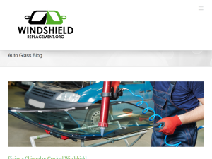 Windshield Replacement Blogging Fusion Blog Directory