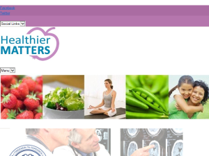 Healthier Matters Blogging Fusion Blog Directory