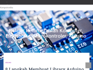 Arduino Programming Tutorial Blogging Fusion Blog Directory