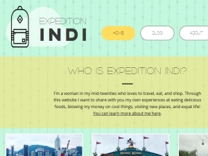 Expedition Indi Blogging Fusion Blog Directory