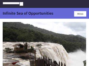 Infinite Sea Of Opportunities Blogging Fusion Blog Directory