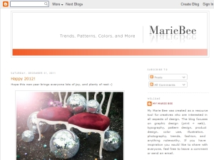 Marie Bee Blogging Fusion Blog Directory