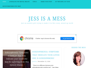 Jess Is A Mess Blogging Fusion Blog Directory