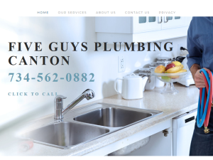 Five Guys Plumbing Canton