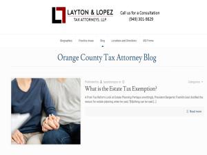 Tax Attorney Newport Beach Blogging Fusion Blog Directory