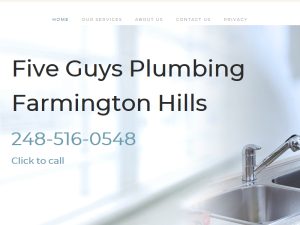 Five Guys Plumbing Farmington Blogging Fusion Blog Directory