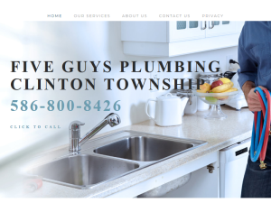 Five Guys Plumbing Clinton Township
