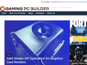 Gaming PC Builder Blogging Fusion Blog Directory
