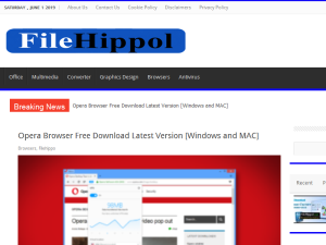 Filehippo Download Blogging Fusion Blog Directory