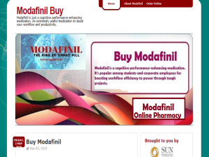 MODAFINIL BUY Blogging Fusion Blog Directory
